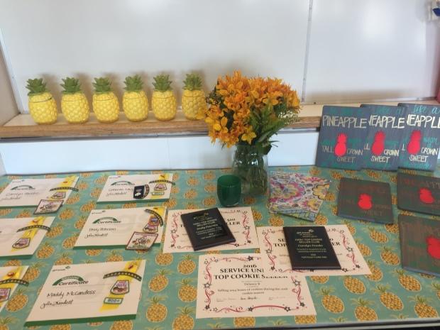 Pineapple Awards