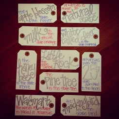 State Tags