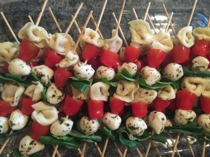 Greek Night Skewers