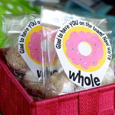Donut Gift