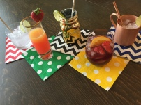 Olympic Cocktails