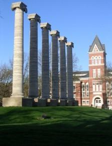 Mizzou Columns