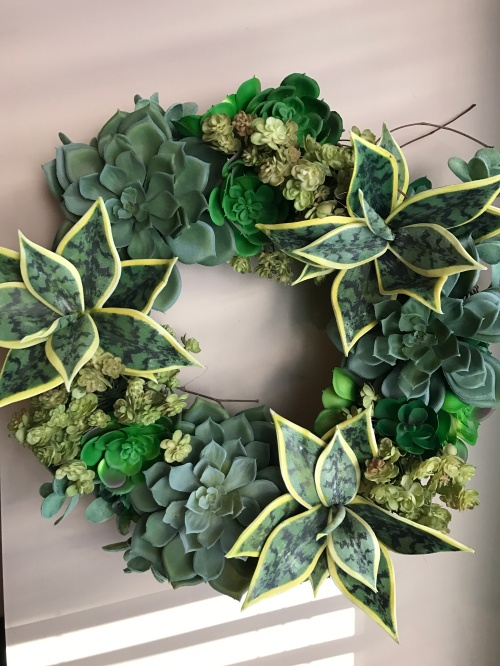 succulent-wreath