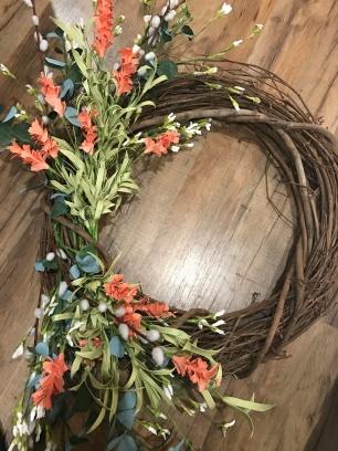 spring wreath 10