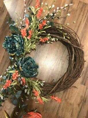 spring wreath 11