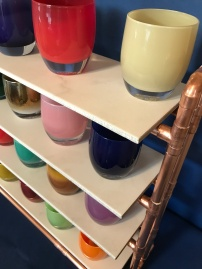 glassybaby shelf 3