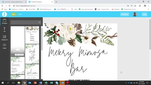 holiday style screenshot
